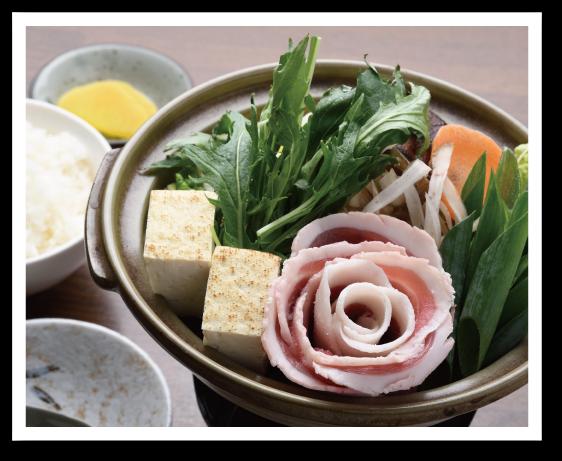 大人気のミニぼたん鍋